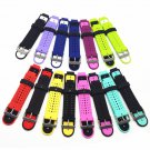 Fashion Watch Straps Bands High Quality Soft Silicone Replacement Wrist Wat