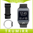 22mm Milanese Strap Stainless Steel Watch Band Bracelet for Samsung Gear 2