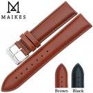 MAIKES Accessories Bracelet Belt Watch Strap band 17 18 19 20 22 24 mm Genu
