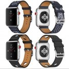 DALAN newest Genuine leather loop for iwatch strap For Apple Watch band Sin