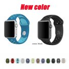 YIFALIAN Sport Silicone Band For Apple Watch Band iWatch series1/2/3 Soft R