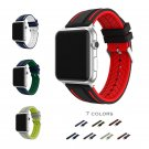 URVOI band for apple watch series 3 2 1 sport strap for iWatch Soft Silicon