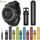 Watch Accessories For Garmin Fenix 3 /HR Soft Silicone Watch Band Replaceme