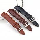Genuine Leather Watchband Watchband Watchstraps 10mm 12mm 14mm 16mm 18mm 20