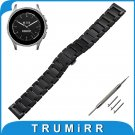 22mm Quick Release Ceramic Watch Band +Tool for Vector Luna / Meridian Xiao