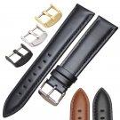 18mm 19mm 20mm 21mm 22mm 24mm Watchbands Men Watch Band High Quality Genuin