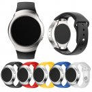 Jimshop Silicone Colorful Luxury Silicone Watch Band Strap For Samsung Gala