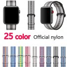 hot selling her nylon loop for iwatch strap For Apple Watch band 42mm 38 wo