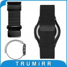 20mm Milanese Loop Watch Band for Samsung Gear S2 Classic R732 R735 Moto 36