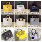 Beachkins Glossy Jelly Bag
