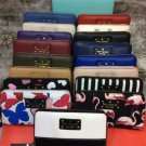 KATE SPADE Wellesly Neda Zip Around Continental Wallet
