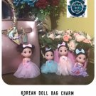 Korean Doll Charms For Beachkins & Other Bags