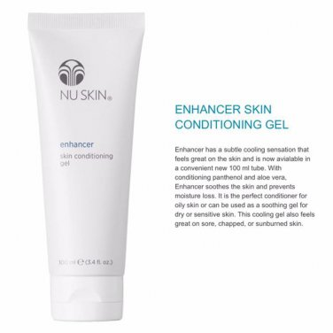 Nu Skin Enhancer Skin Conditioning Gel
