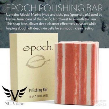 Epoch Polishing Bar by Nu Skin