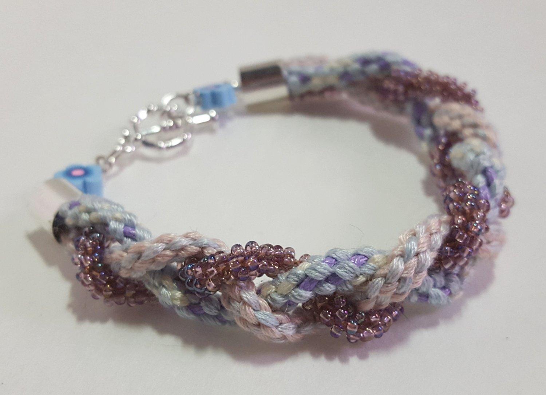 Plaited Spring Bracelets