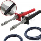 Safety Test Clip Insulation Piercing Probes For Car Circuit Detection 2Pcs