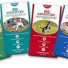 ADVANTIX 20 - Teal (11-20 lb Dogs) - 4 months