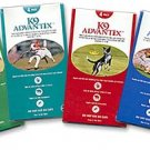 ADVANTIX 55 - Red (21-55 lb Dogs) - 4 months