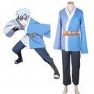 Boruto Naruto Next Generations Son of Orochimaru Mitsuki Kimono Cosplay Costume