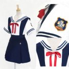 CLANNAD Tomoyo Kotomi Fuko Nagisa Kyou Summer Uniform Cosplay costume