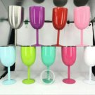 Yeti Like Wine Glass, Insulated Yeti Like Powder Coated Wine Cup,  Stainless Yeti Like Wine Cup