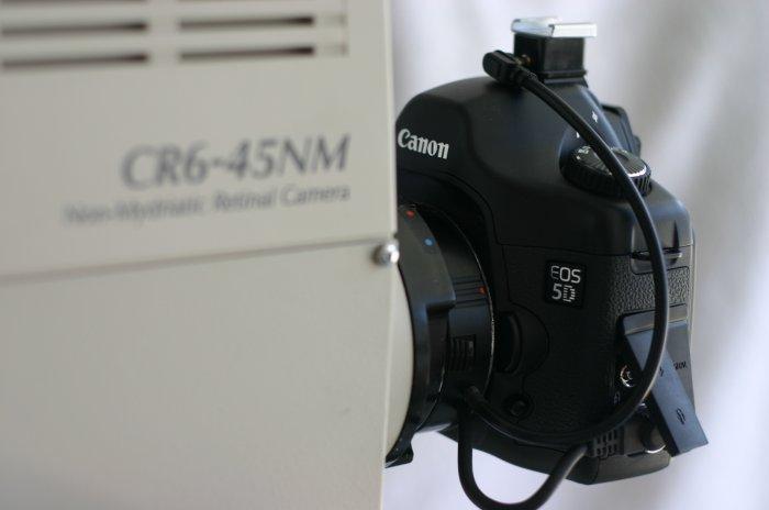 CANON CR5/6 12.8mp upgrade system
