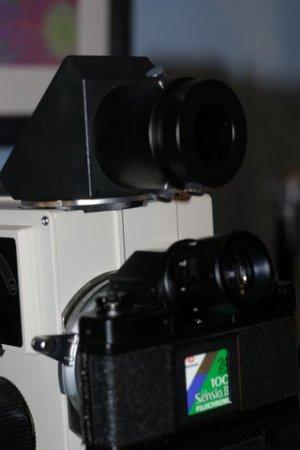 Digital upgrade for 50VT,50x (upper port eyepiece)