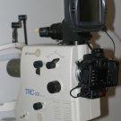 Mydriatic video eyepiece