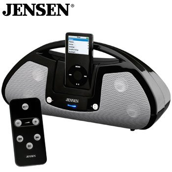 UNIVERSAL DOCKING STATION WITH BUILT-IN SPEAKERS F