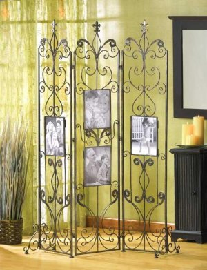 FRENCH PROV PHOTO FRAME SCREEN