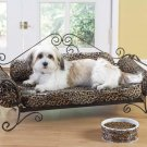 SAFARI CUSHION/METAL PET BED