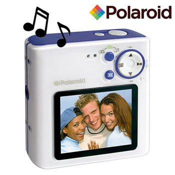 5.1 MP DIGITAL CAMERA /MP3 PLAYER