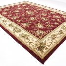 rug red area rug 9 x 12 nice gift home decor flooring sale
