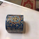 TRINKET BOX GIFT ART SALE CLEARANCE GOLD  BOX HANDICRAFT DECORATIVE