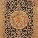 ART MUSEUM  Persian silk carpet/rug qom handmade 100% pure silk 600kpsi