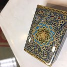 Persian box hand paint hand made gift decorative collectible master made art