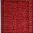 rug carpet barter AREA  rug 9 X 12  BOKHARA superb quality perfect deal sale