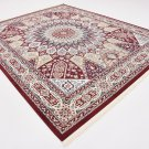 TURKISH carpet liquidation rug Nain 8 x 10 superb quality perfect deal sale