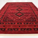EXCELLENT TURKISH AREA  rug 9 X 12  BOKHARA superb quality perfect deal sale