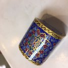 trinket art box hand paint hand made gift decorative collectible master made