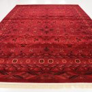 MASTER PIECE TURKISH AREA  rug 9 X 12  TORKMAN superb quality perfect deal sale