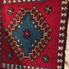 real Persian hand knotted rug decorative natural dye&natural sheep's wool art