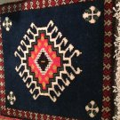 Genuine Persian hand knotted rug collectible natural dye&natural sheep's wool