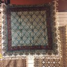 Traditional Wall Hanging Cotton Hand Made Home Decorpersian Art Natural