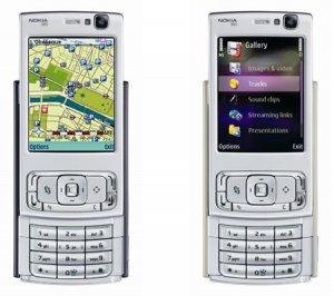 Nokia N95 Unlocked Unbranded 1yr Nokia USA Warrranty