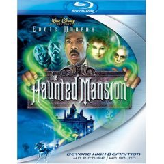 The Haunted Mansion [Blu-ray] (2003)