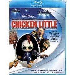 Chicken Little [Blu-ray] (2005)