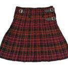 New McDonald Tartan Scottish Highland Traditional Men Pleated Prime Kilts