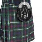 Scottish Black watch Tartan Traditional Highland dress Skirts Acrylic Wool Kilts