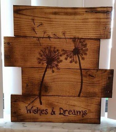 Wishes&Dreams wall art